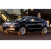 2010 Acura ZDX Recalled For Airbag Deployment Issue