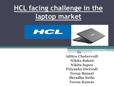 Hcl Summer Internship 2015 For Mba by Hcl Market Business Research For Laptop Catogory