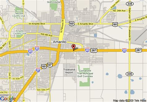 map of texas amarillo inn amarillo amarillo deals see hotel photos attractions near inn amarillo