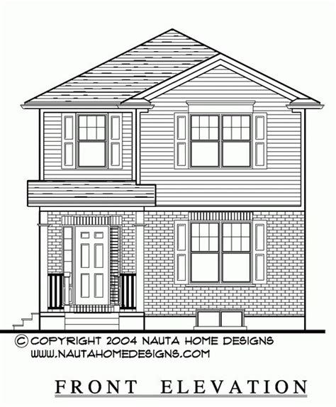 two storey residential house floor plan 25 best ideas about two storey house plans on