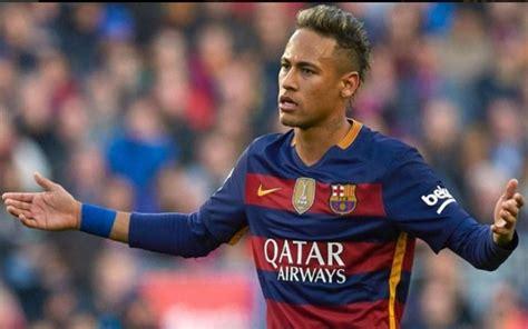 neymar 2016 barcelona photo barcelona reveal neymar feels at home