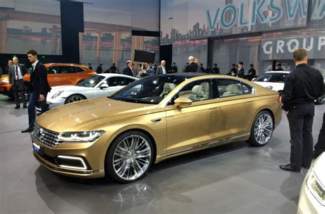 volkswagen c coupe gte concept revealed at shanghai motor