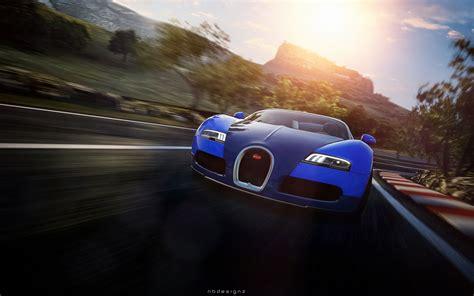wallpaper 4k bugatti veyron bugatti veyron blue on road 4k hd wallpaper hd wallpapers