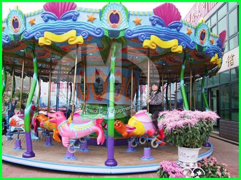 merry go backyard carousel buy