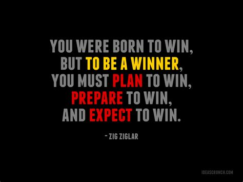 Born To Win inspiring business quote you were born to win
