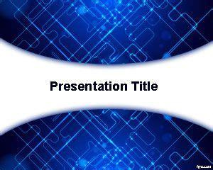 powerpoint template technology modern technology powerpoint template