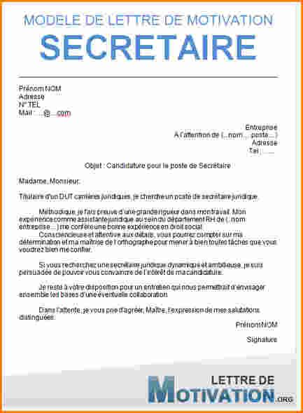 Lettre De Motivation Stage Hopital Psychiatrique lettre de motivation candidature spontan 233 e secr 233 taire
