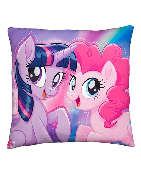 Pony Pillow by Pony Adventure Reversible Cushion Bedroom Pillow
