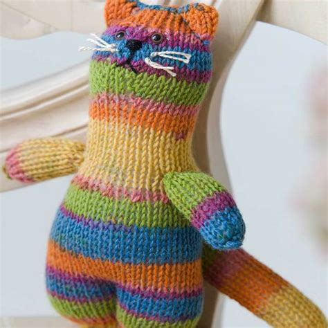 cat knitting pattern download socks the cat red heart