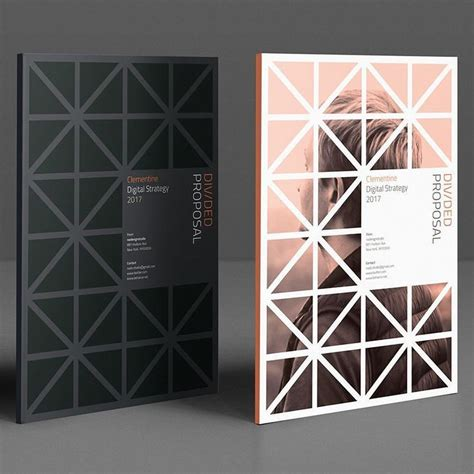 proposal cover design inspiration 288 best images about design on pinterest behance