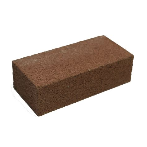 home depot decorative bricks shop concrete blocks common 4 in x 2 in x 8 in actual