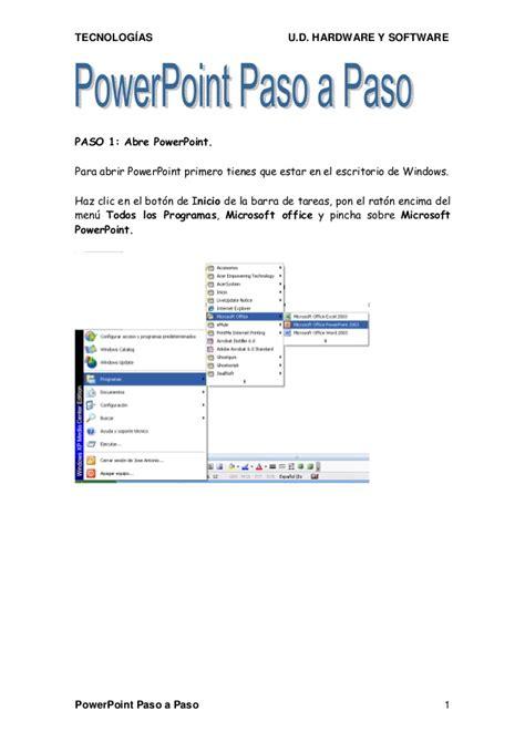 tutorial hyperlink powerpoint 2007 tutorial de powerpoint 2007