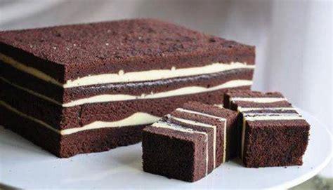 cara membuat brownies kukus lapis strawberry resepi kek lapis kukus keju brownies resepi bonda