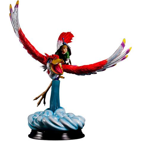 Legend Of Skyward Sword link on loftwing the legend of skyward sword