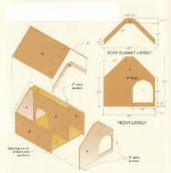 Dog House Floor Plans by Dog House Plans Amp Measurements