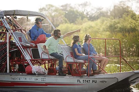 airboat orlando fl airboat tours in orlando and kissimmee spirit of the sw