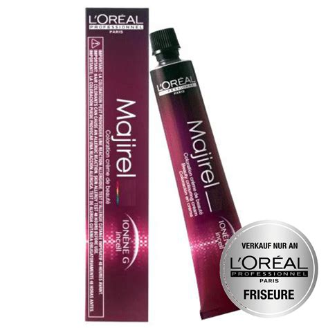 loreal majirel absolute ioneneg incell hair color 50ml vibrant copper ebay l or 233 al majirel 50ml irise
