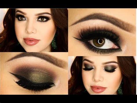eyeshadow tutorial lorac holiday makeup tutorial lorac pro palette 2 youtube