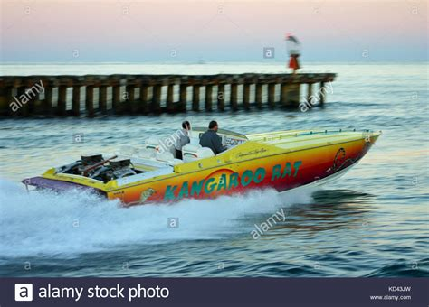 yellow wake boat cigarette race boat stock photos cigarette race boat