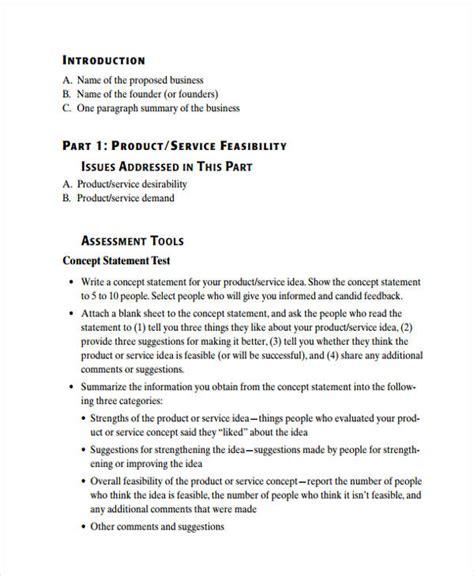 concept paper format business plan 8 concept statement exles sles