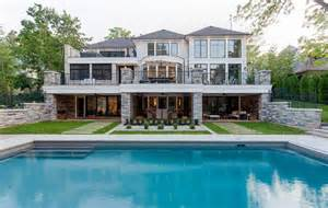 Oakville Luxury Homes House Of The Week 8 9 Million For An Oakville Mansion With A Backyard That Downtowners Can