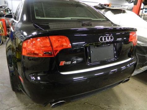 how it works cars 2007 audi rs4 navigation system purchase used 2007 audi rs4 premium sedan 4 door 4 2l w navigation in syracuse new york