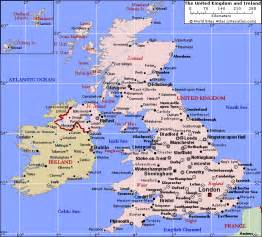 Detailed Map Of England by Geography Blog Map Of Uk United Kingdom Detailed