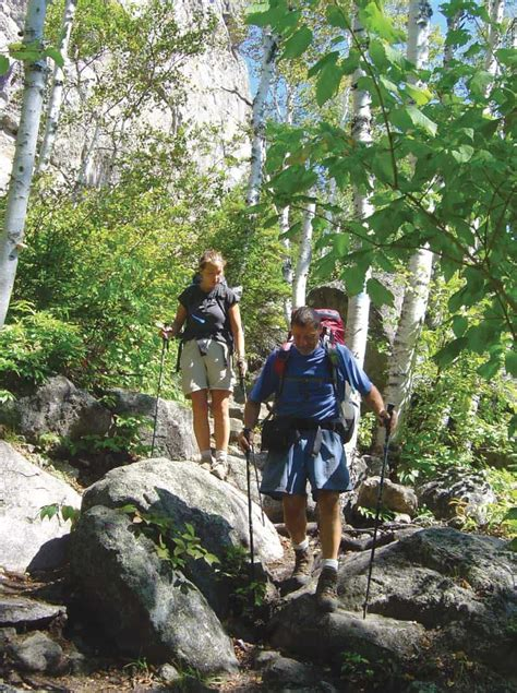 decades  superior hiking quetico superior foundation