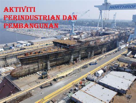 Kipas Dinding Industri Malaysia aktiviti perindustrian dan pembangunan