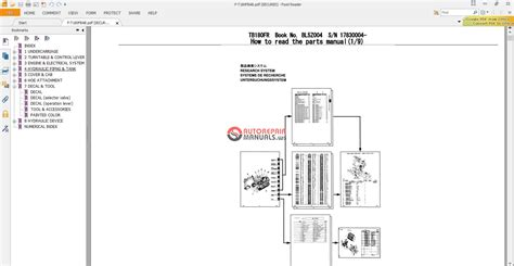 takeuchi tl140 parts wiring diagrams wiring diagram schemes