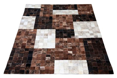 kuhfell patchwork teppich teppich kuhfell patchwork ambiato de traum vom raum