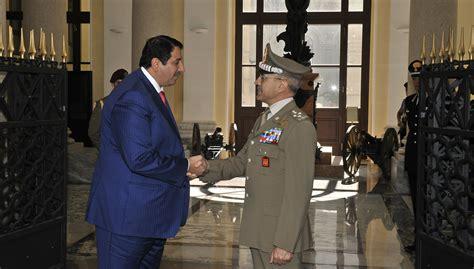 consolato qatar roma il capo di sme riceve l ambasciatore qatar esercito