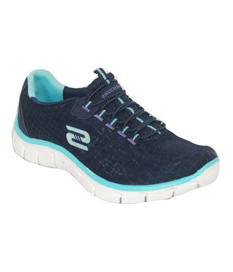 Sepatu Skechers Relaxed Fit Memory Foam skechers relaxed fit memory foam navy blue running shoes