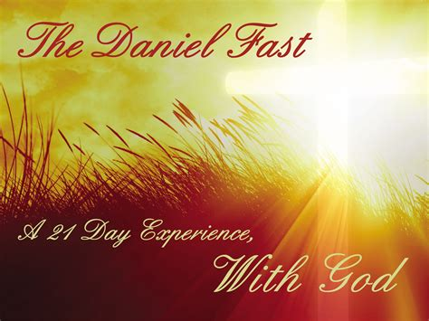 the daniel fast for the bible history
