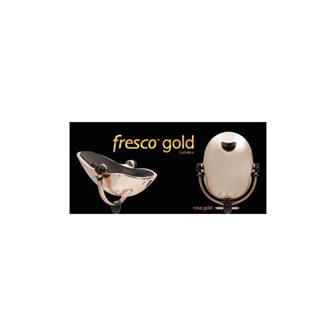 Chaise Haute Bloom Fresco by Chaise Haute Fresco Bloom Mercury Gold