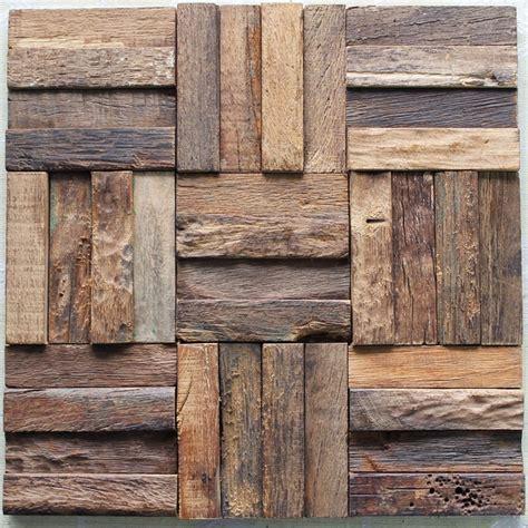 rustic look wood panel reclaimeb wood strips aliexpress com buy strip wood mosaic rustic wood