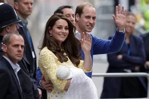william and kate news william and kate back home with britain s new princess