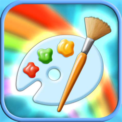 paint color app paint sparkles draw my first colors hd review