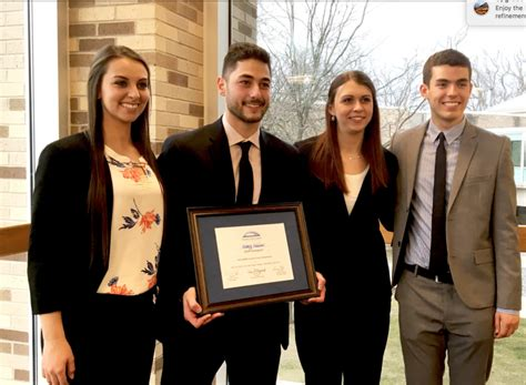 Geneseo Mba by Suny Geneseo School Of Business Shrm Team Wins Statewide