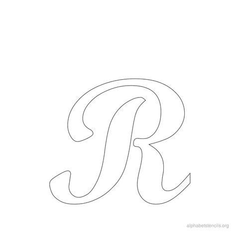 printable stencils of the alphabet alphabet stencils r printable stencils alphabet r