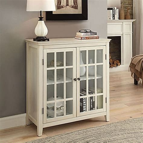 largo antique double door cabinet buy largo antique double door cabinet in white from bed