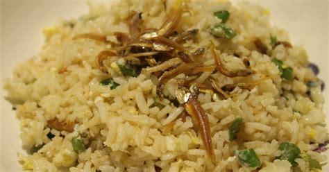 Minyak Ikan Untuk Nasi Goreng azie kitchen nasi goreng dan ikan bilis goreng rangup