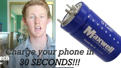 capacitor to charge cell phone solution to battery technology how to fully charge your phone 30 seconds