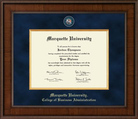Marquette Mba Curriculum by College Of Business Administration Business Marquette