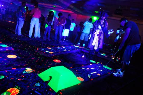 black light party supplies cosmic golf party daily photo sep 02 2011 binghamton