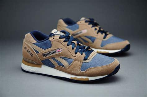 Harga Reebok Gl 6000 Original sepatu sneakers reebok gl 6000 ch walnut navy paperwhite