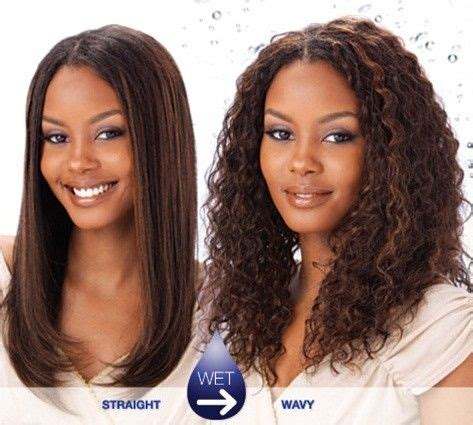 hair extensions wet and wavy look 138 best images about fro faux hawk on pinterest