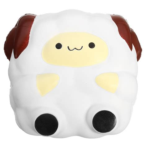 Squishy Jumbo Sheep squishy jumbo sheep 12cm sweet soft rising