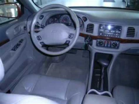 2000 Chevy Impala Interior by 2000 Chevrolet Impala