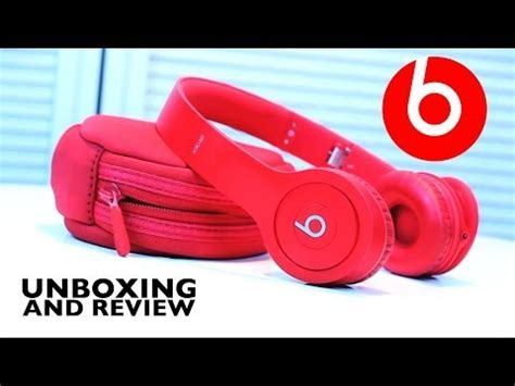 beats by dr dre hd blue unboxing new beats hd matte white review 2013 how to save